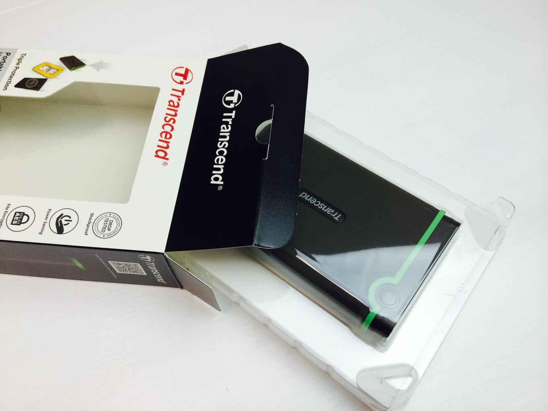 Transcend USB3.0/2.0 2.5インチ ポータブルHDD 耐衝撃 M3シリーズ  TS1TSJ25M3