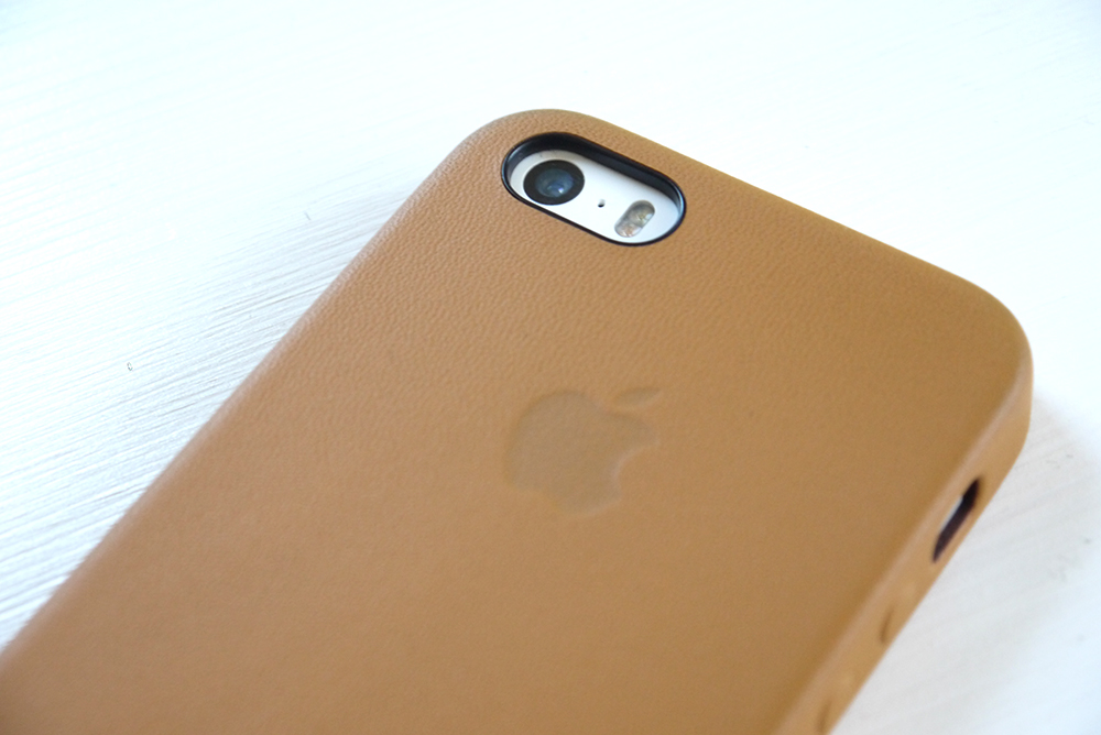 iPhone 5s Case - Brown 裏面