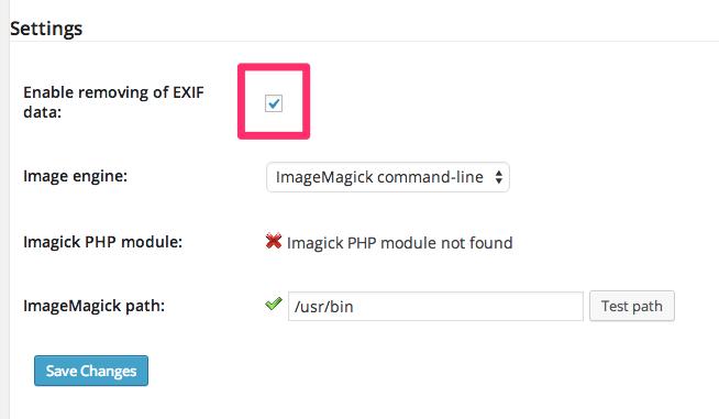 Exif-Remove-ImageMagick