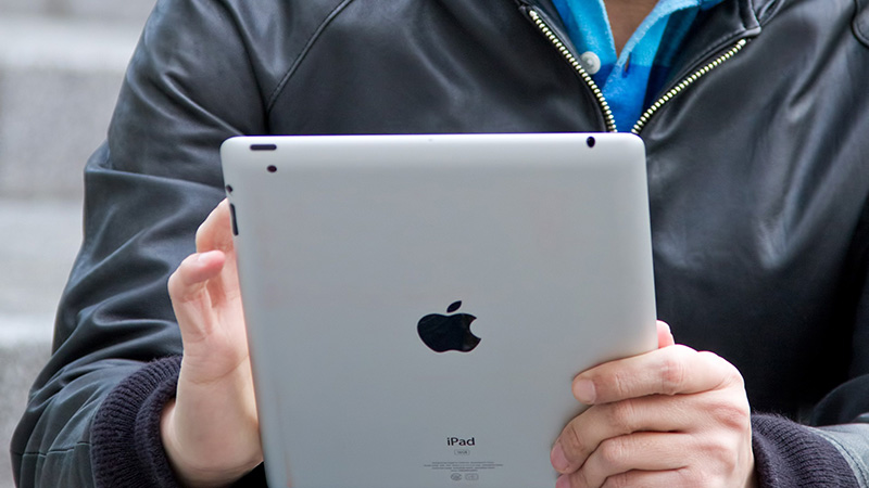 iPad機動力