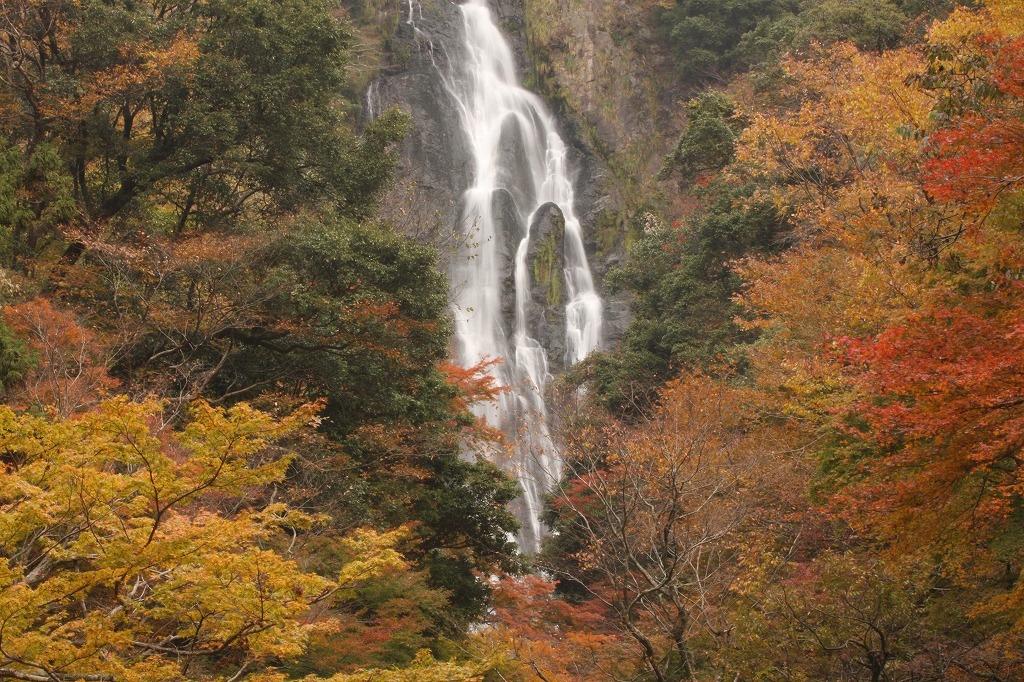 神庭の滝-真庭市